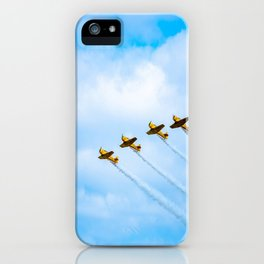 aircraft vintage airplanes aviation iPhone Case