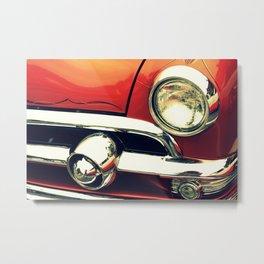 1951 Ford Metal Print