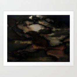 Heaven Is Infinite Art Print