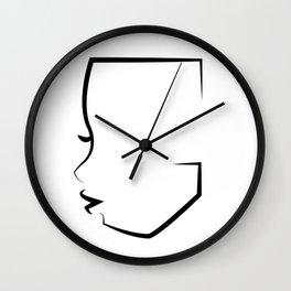 Gheri Thomas Logo Wall Clock