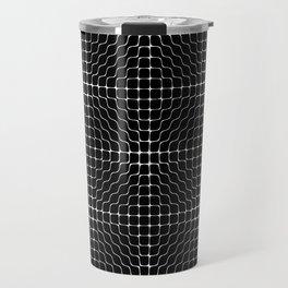 Energy Vibration 3. Frequency - Chladni - Cymatics Travel Mug