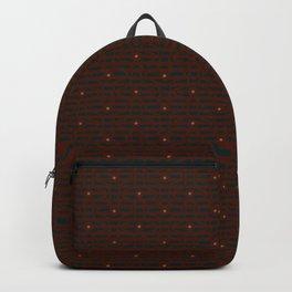 Ursula Blue Backpack