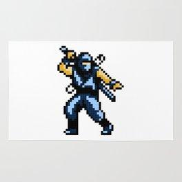 8bit Ninja Rug