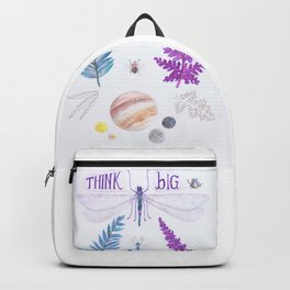 Jupiter was the biggest I could think of. Backpack
