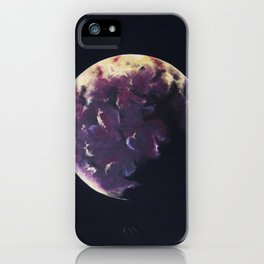 Planet iPhone Case