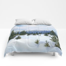 Mountain Pass Comforters