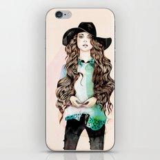 Boho Chic iPhone Skin