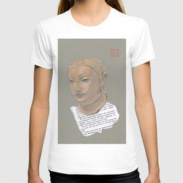 Head of Buddha (Siddartha) T-shirt