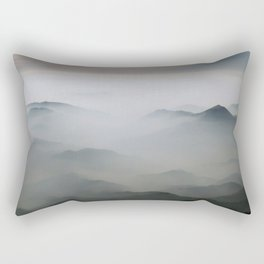 Mountains mood 2 Rectangular Pillow