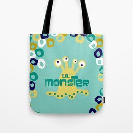Lil' Monsters Tote Bag