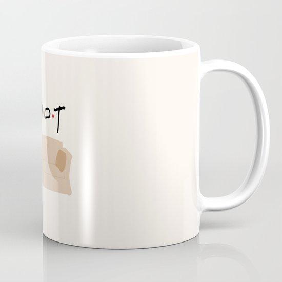 Pivot - Friends Tribute Mug