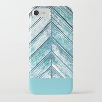 wooden iPhone & iPod Cases featuring WOODEN by Sorbetedelimon