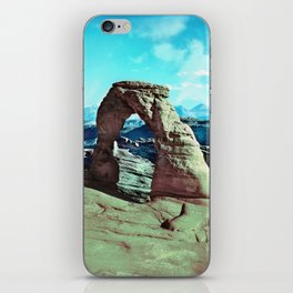Planet Arches iPhone Skin