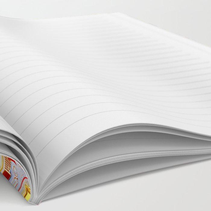 Embellecimiento Pattern Notebook