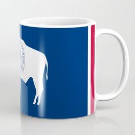 Wyoming State Flag Coffee Mug