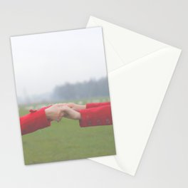 Kindred Spirits; Red Coats Stationery Cards