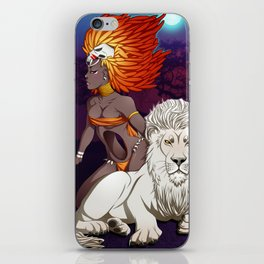 Aziza iPhone Skin