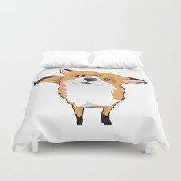 Cuty Fox Duvet Cover