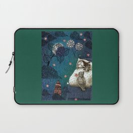 Bed-Time Laptop Sleeve
