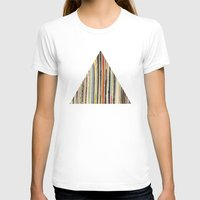 record T-shirts featuring Record Collection by Cassia Beck
