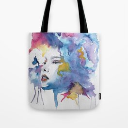 Mother Spring Tote Bag