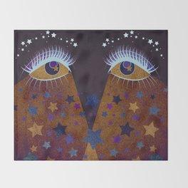 STAR VISION Throw Blanket