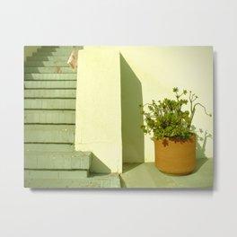 take-out menu Metal Print