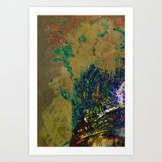 On Paper Art Print