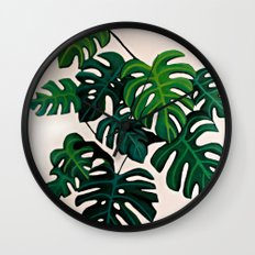 Descendants Wall Clock