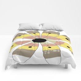 FLOWERY NANA / ORIGINAL DANISH DESIGN bykazandholly Comforters