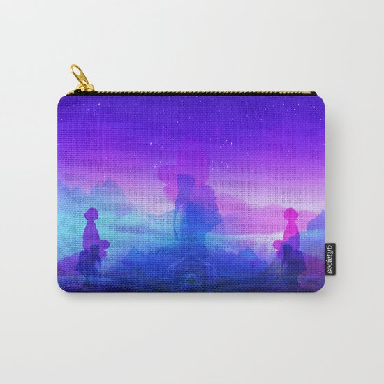 Wonder Never Cease Carry-All Pouch