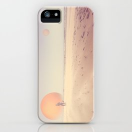 My Two Sons iPhone Case