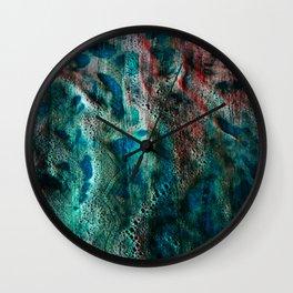 BUBBLE TRIBE Wall Clock