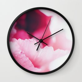 Love Contained Wall Clock
