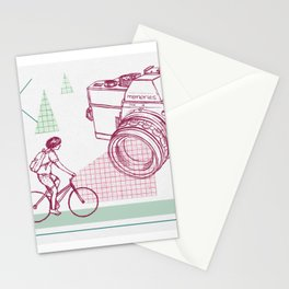 Memory Lane Stationery Cards