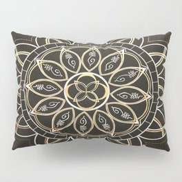 Nefertiti -Mandala Pillow Sham