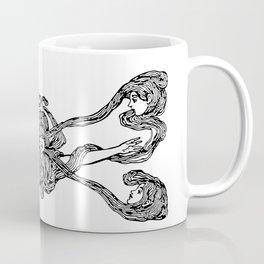Hair Ladies Coffee Mug