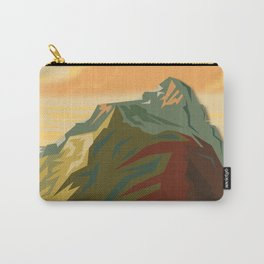 Night Mountains No. 44 Carry-All Pouch
