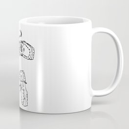 hairy legs Coffee Mug