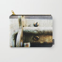 Turn The Lock Carry-All Pouch