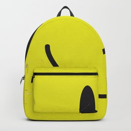 Acid house '91 vintage smiley face Backpack