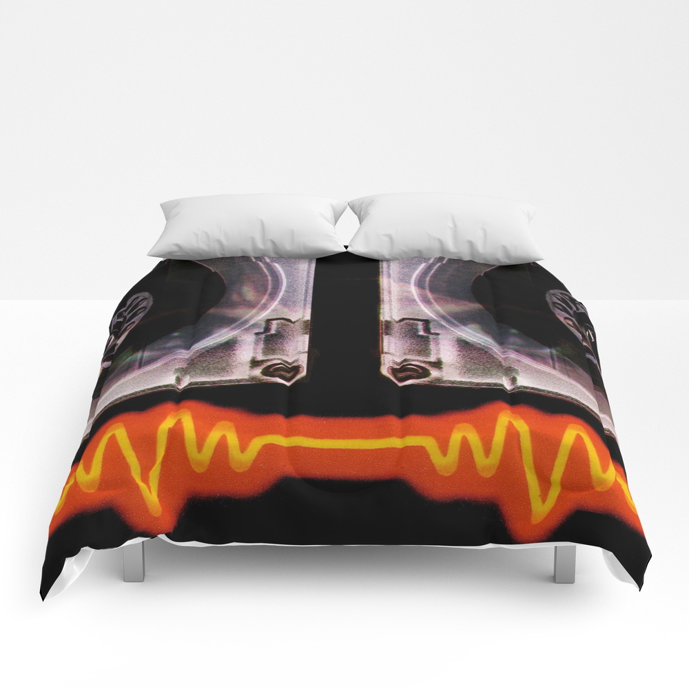 Stereo Vision Comforter by Tim_l CMF7504929