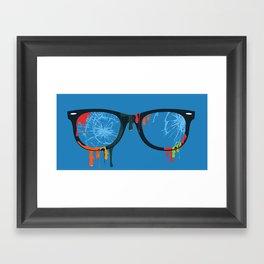 Color Overload Framed Art Print