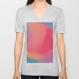 Diffuse colour Unisex V-Neck