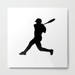 Baseball.Sport tshirt  Metal Print