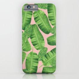 Foliage Pattern iPhone Case