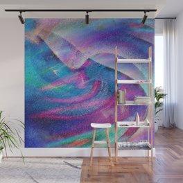 Colorful Hurricane Digital Painting Wall Mural