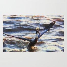 Pelican Takeoff Rug