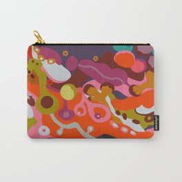 Floating Through Life Carry-All Pouch