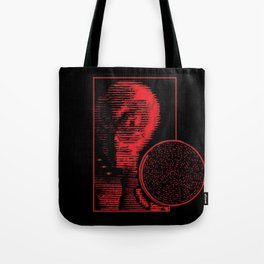 The Voice of God Tote Bag